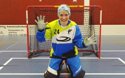 Venny valittiin Jadberg goalkeeper familyyn