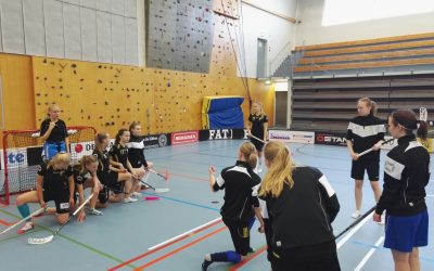 A-tytöt lähtevät SM-karsintoihin Tampereelle