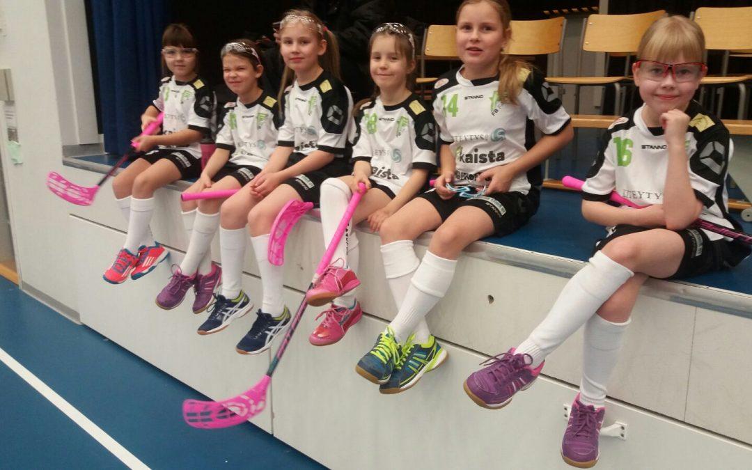 F-tyttöjen kauden vikaturnaus Kuopiossa