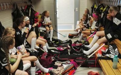 C-tyttöjen vuoden viimeinen turnaus pelattiin Juuassa