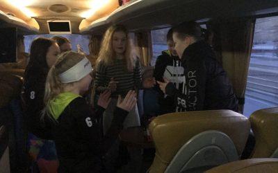 C-tytöt Kuopion turnauksessa