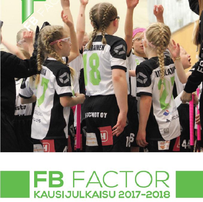 FB Factorin kausijulkaisu 2017-2018 luettavissa