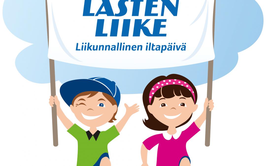ILOA JA LIIKETTÄ – SUPERISTI HAUSKAA!