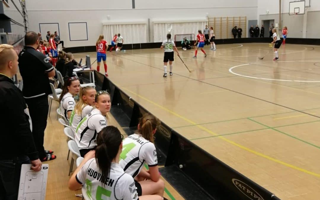 A-tyttöjen kausi käyntiin Kuopiossa