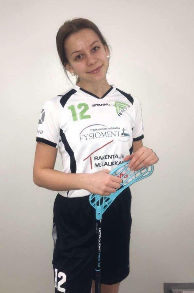 #12 Janica Luukkainen
