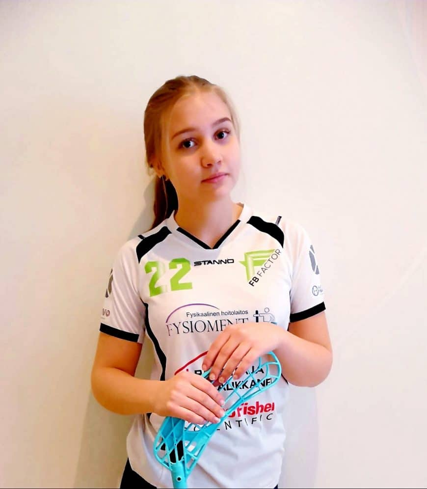 #22 Aada Kemppainen