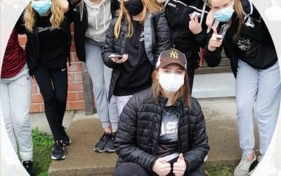 D-tyttöjen aluesarja käyntiin maalijuhlilla
