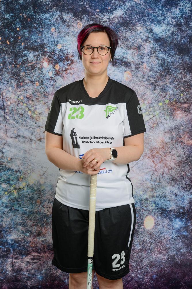#23 Laura Häyhä