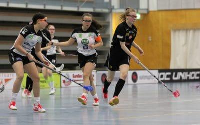 D-tyttöjen kausi jatkui vihdoin ja viimein Kuopiossa